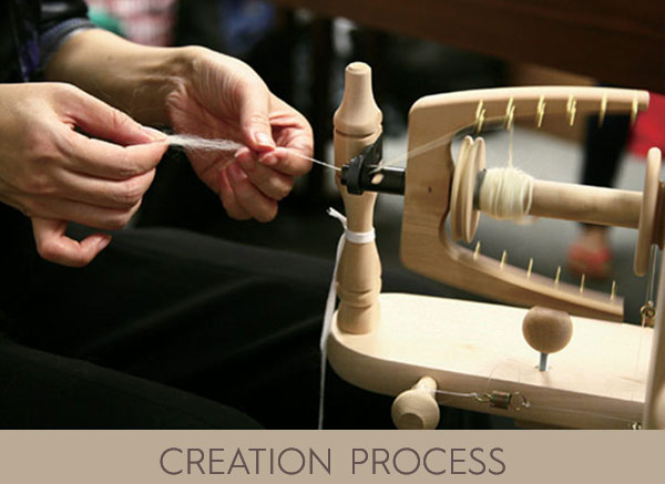 Creation Process